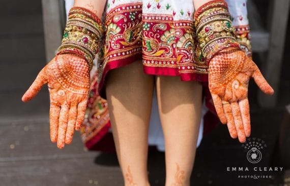 Indian Wedding Monteverde At Old Stone Planner Florist Henna Mehndi