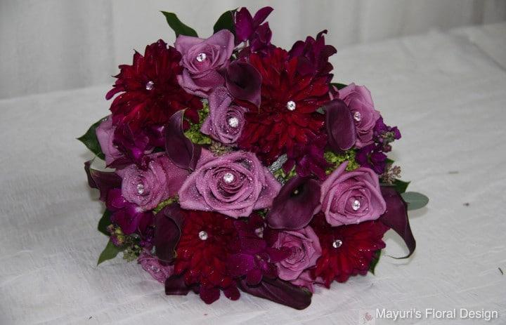 Mayuri's Floral Design -18