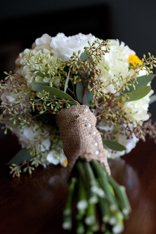 Unique Ways To Wrap Your Bridal Bouquet Events By Mayuri