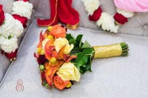 Traditional Bridal Bouquet