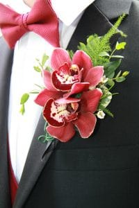 Rites of Passage Boutonniere